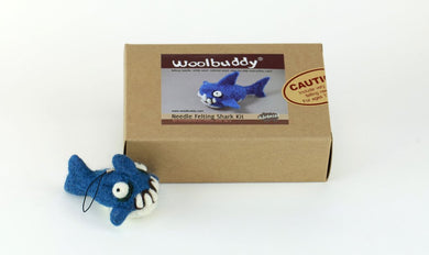 Shark Needle Felting Kit