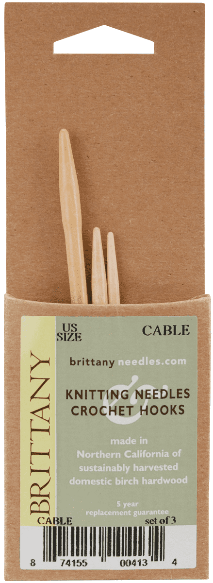 Brittany Cable Needle