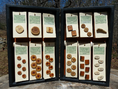 Favour Valley Woodworking Buttons