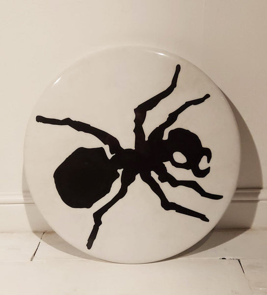 The Prodigy Ant GIANT 3D Pin Badge