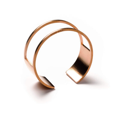 Bracelet - B 415 - Rose gold-plated Sterling silver