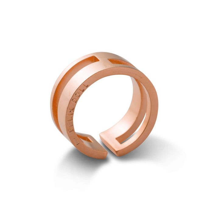 D 242 - Bisected Round Ring