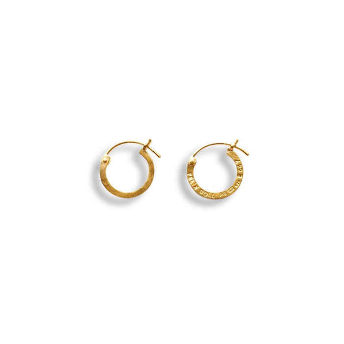 E 647 - Small Hoop Earring