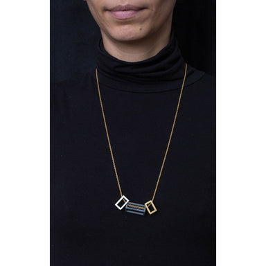 A 108.S - XS Rectangle Pendant