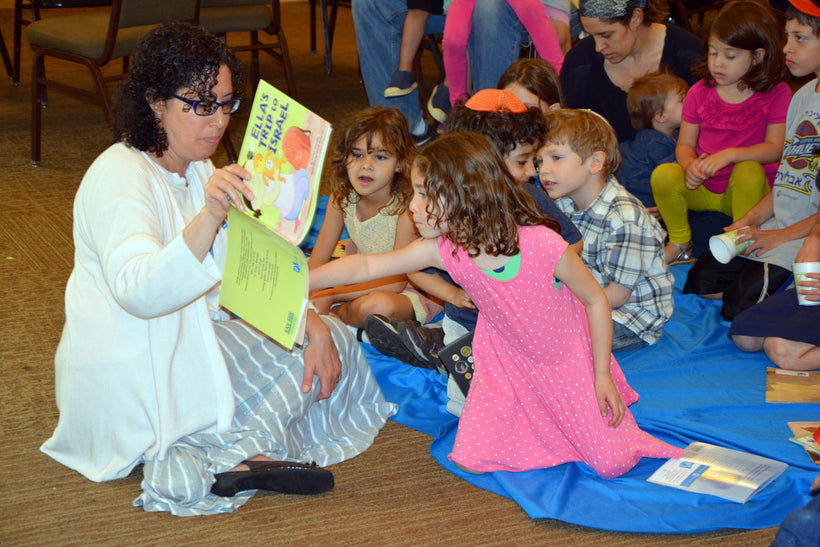 PJ Library Storytime Program