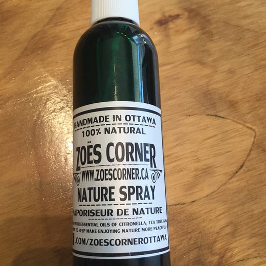 Zoe's Corner Nature Spray 250ml