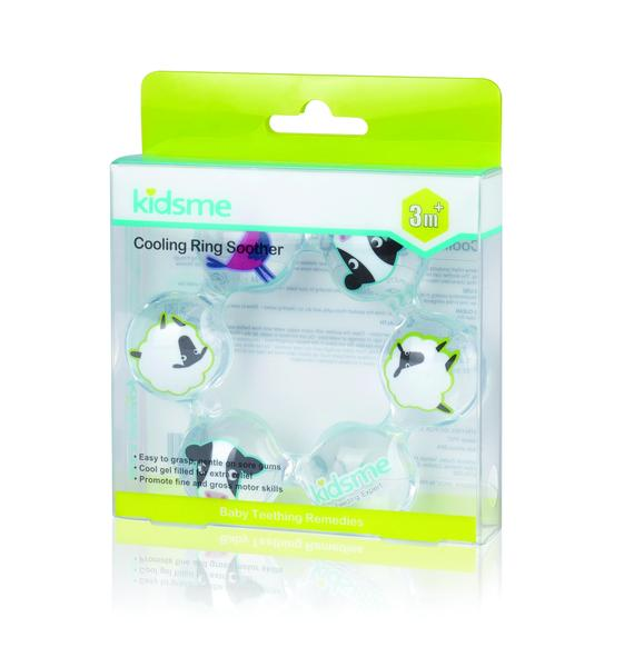 KidsMe Cooling Ring Soother