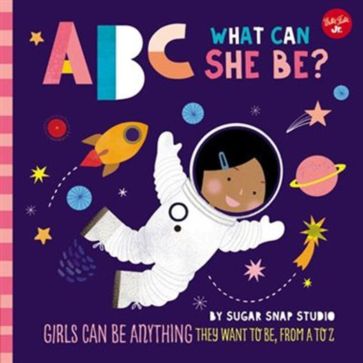 ABC: What Can She Be?