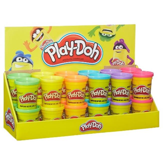 Play Doh Modeling Compound individual 4oz cans