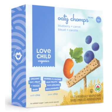 Love Child Oaty Chomps