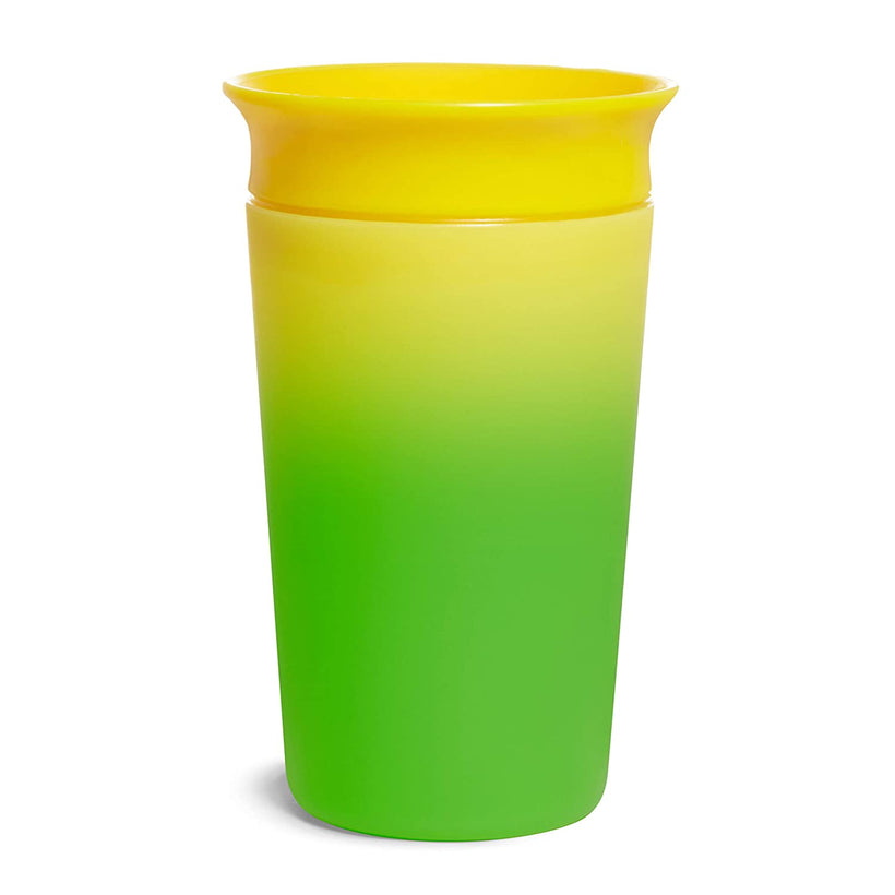 Miracle 360° Color Changing Cup 9oz Yellow