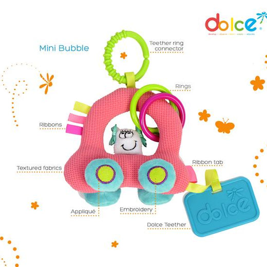 Dolce Bubble Car Toy