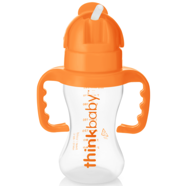 Think Baby Thinkster Straw Bottle