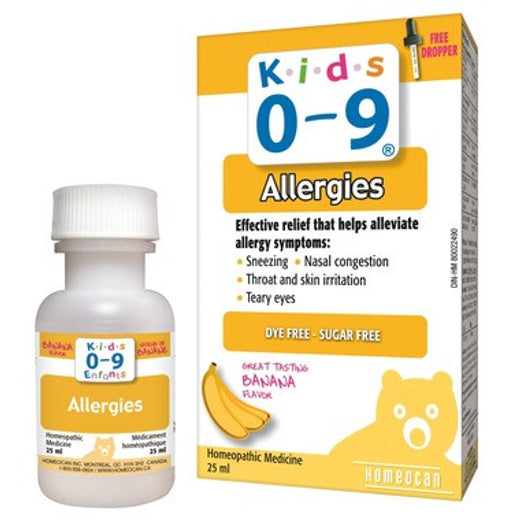 Homeocan Kids 0-9 Allergies