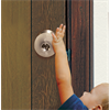 DreamBaby Ezy-Fit Door Knob Covers- 3 pk