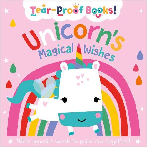 Tear-Proof Books! Unicorn's Magical Wishes