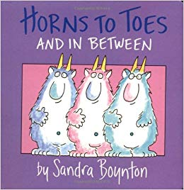 Horns to Toes by: Sandra Boynton