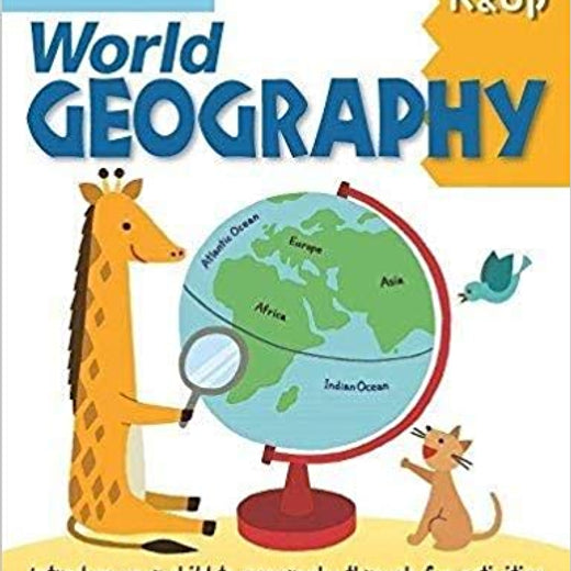Kumon World Geography