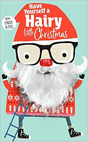 Have Yourself a Hairy Little Christmas Book