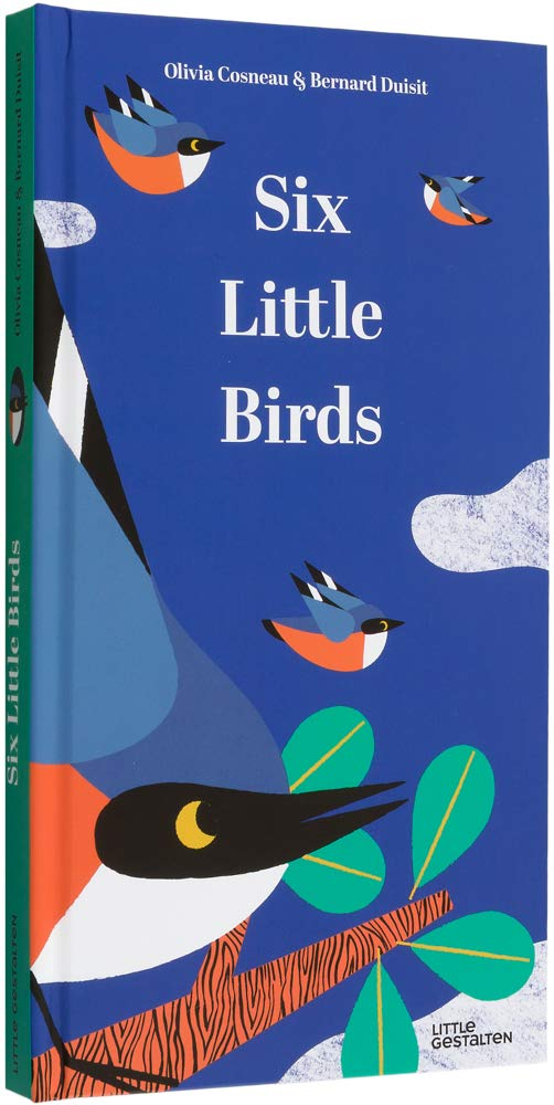 Six Little Birds by Olivisa Cosneau & Bernard Duisit  (pop up)