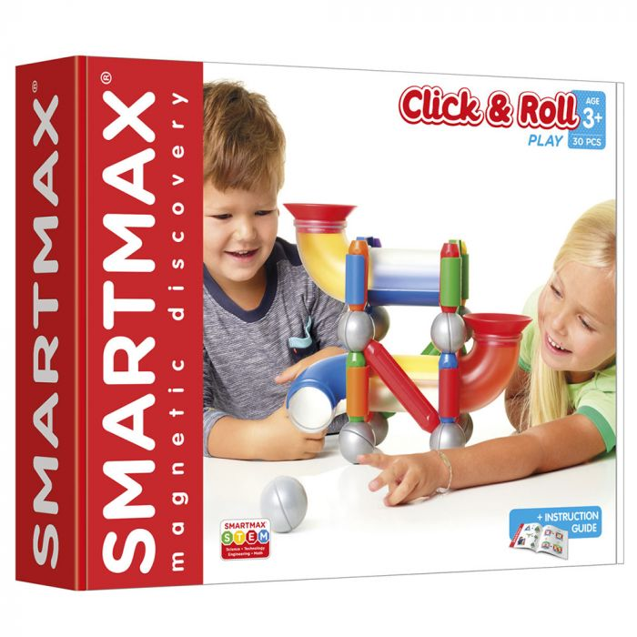 Smartmax Click & Roll Toy
