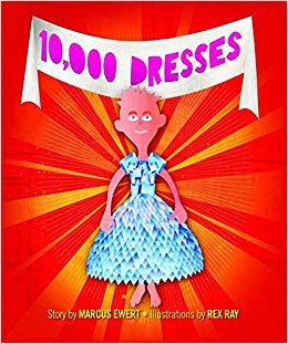 10,000 Dresses by: Marcus Ewert