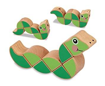 Melissa and Doug Wiggling Worm