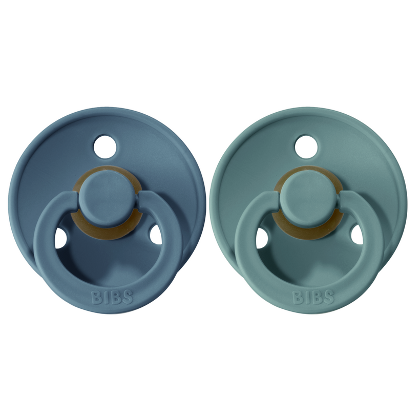 Bibs Pacifier (2 Pack) (CLICK FOR DROP DOWN)