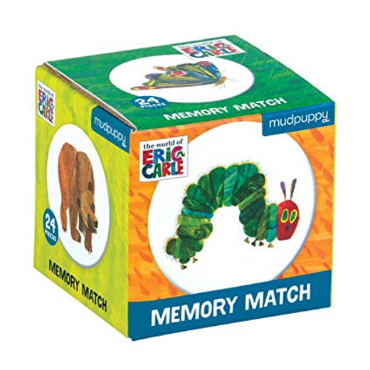 Mudpuppy Memory Match Game
