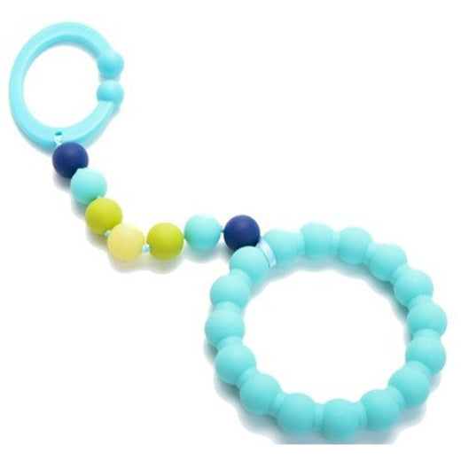 Chew Beads Silicone Car Seat and Stroller Toy