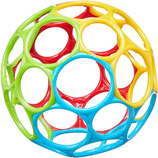 Bright Start Oball Classic Easy-Grasp Toy