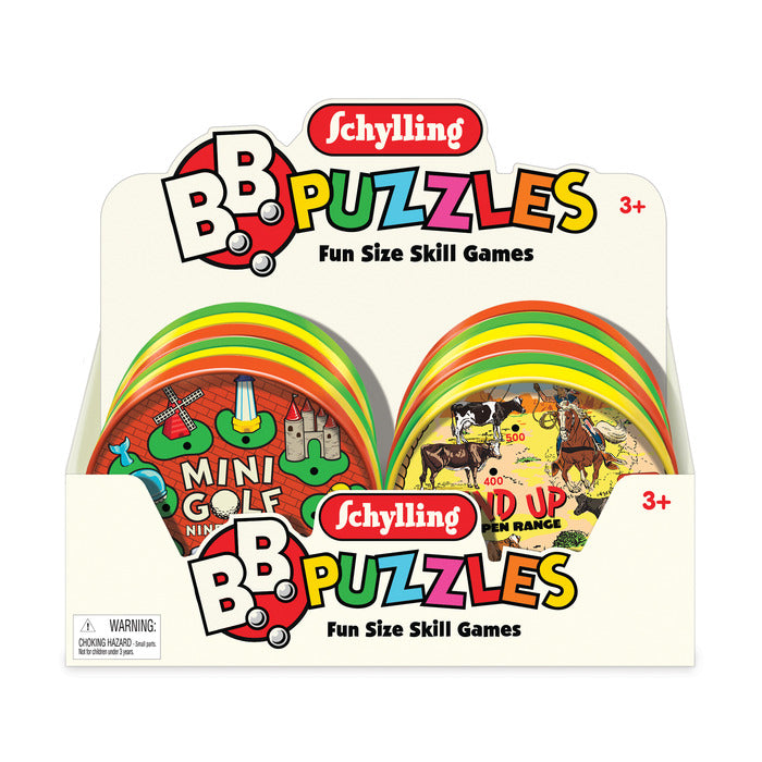 Schylling BB Puzzles
