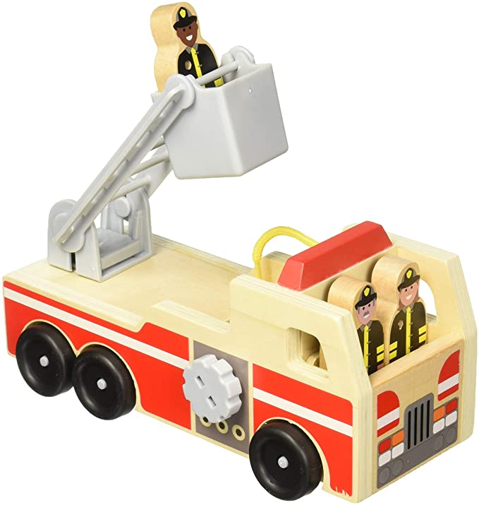 Melissa and Doug Fire Engine