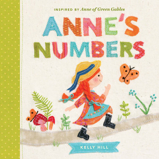 Anne's Numbers by: Kelly Hill