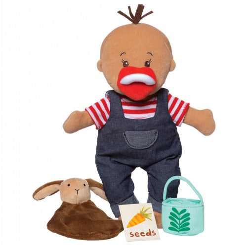 Manhattan Toys Wee Baby Stella Soft Doll and Accessories