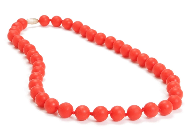Chew Beads Silicone Necklace Jane