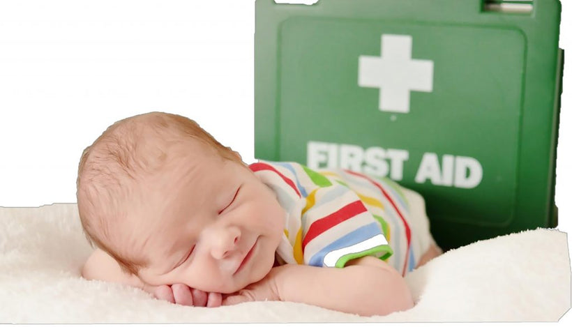 ONLINE: Infant and Child First Aid and CPR