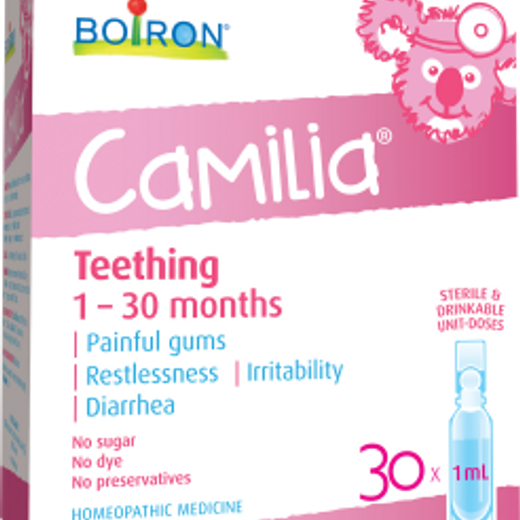 Boiron Camillia Teething