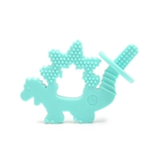 Chew beads Chewpals teether with training brush