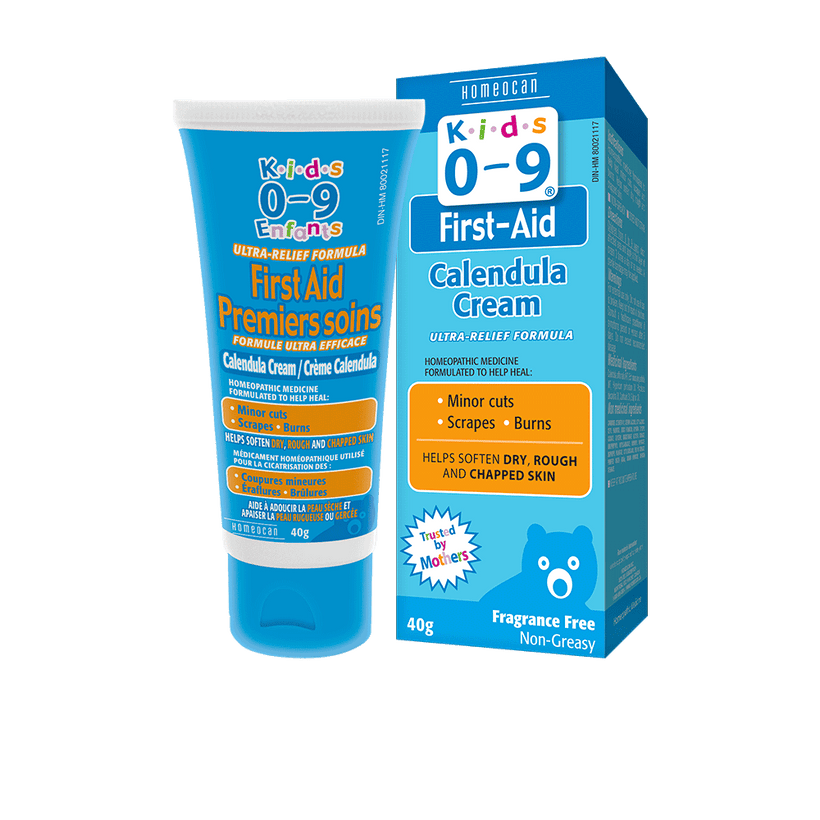 Kids first aid calendula cream