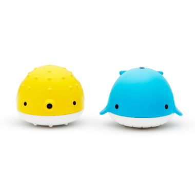 Munchkin Color Buddies Whale Puffer