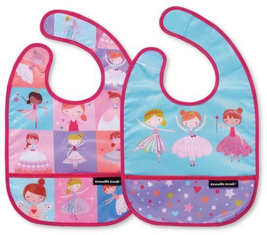 Crocodile Creek Bibs 2 Go