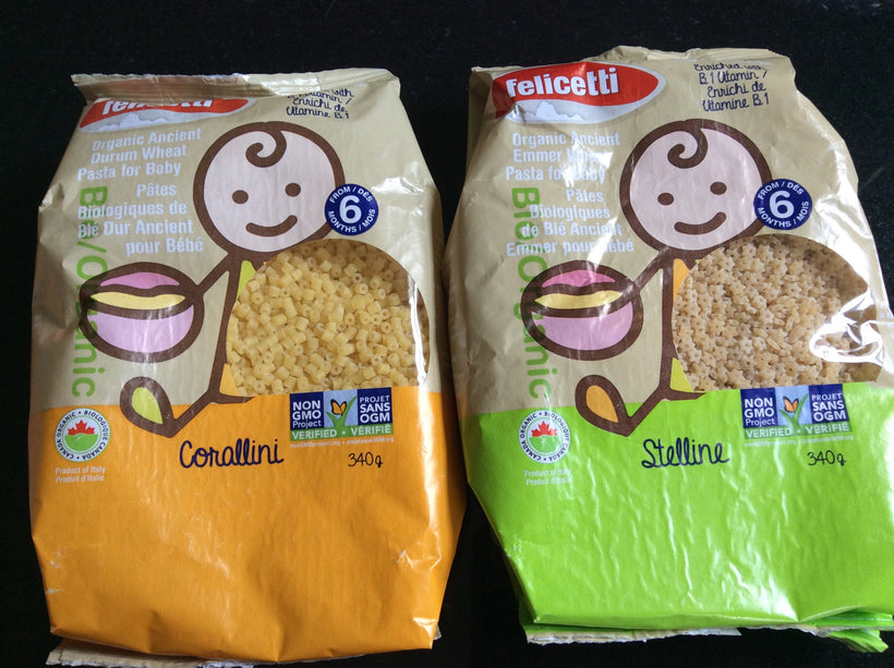 Felicetti Organic Ancient Wheat Pasta for Baby