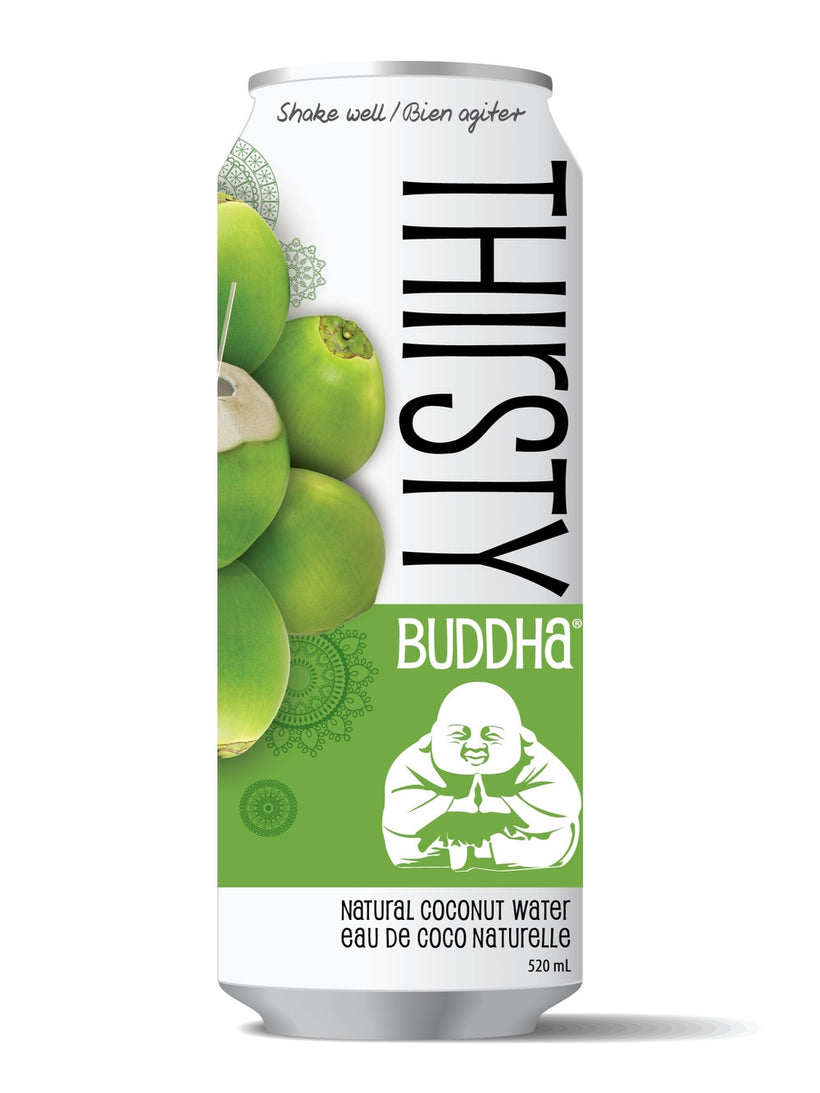 Thirsty Buddha Natural Coconut Water