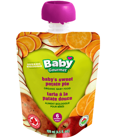 Baby Gourmet Baby's Sweet Potato Pie