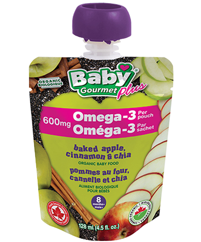 Baby Gourmet Omega 3 Pouch