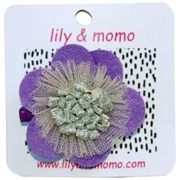 Lily and Momo Hair Clips