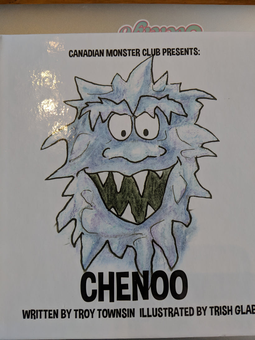 Canadian Monster Club: Chenno