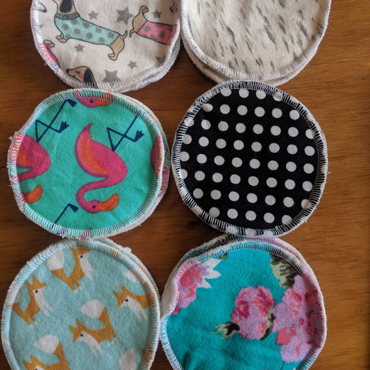Refluff Reusable Nursing Pads