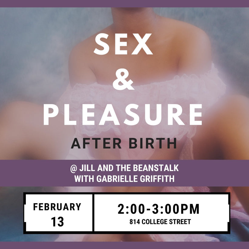 Sex and Pleasure after Birth